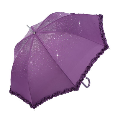 Diamante-Umbrella-Purple