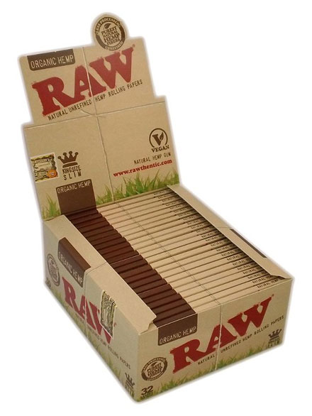 RAW Smoking Papers